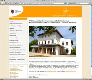 Nachbarschaftshilfe Taufkirchen - Home