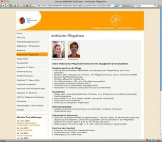 Nachbarschaftshilfe Taufkirchen - Pflegedienst
