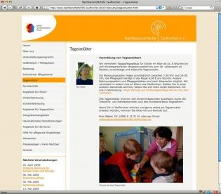 Nachbarschaftshilfe Taufkirchen - Tagesmütter